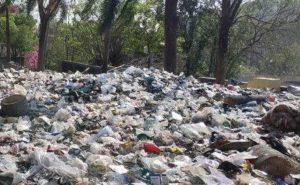 Sampah masih menjadi masalh serius