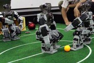Teknologi robotik terus berkembang