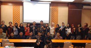PT JIPA (Japan-Indonesia) saat kunjungan dan melakukan kerja sama dengan UMBY