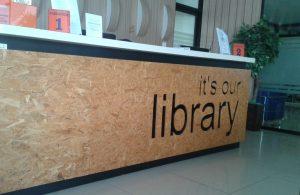 Pusat layanan pustaka