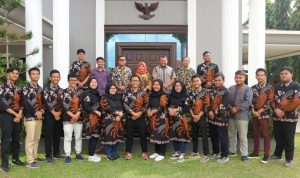 peserta KK Internasioal di Tawa pamitan