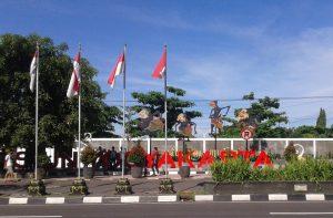 Sisi lain kawasan Malioboro, salah satu sudut ikonik di Yogyakarta.