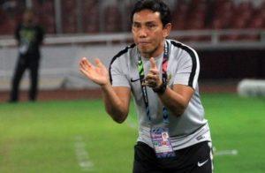 coach Bima Sakti