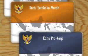 Sejumlah program kartu dari pemerintah.