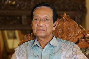 Gubernur DIY Sri Sultan HB X