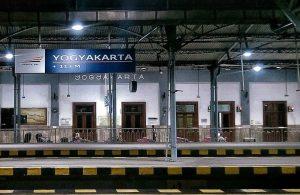 Stasiun Tugu Yogyakarta.