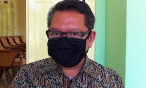 Ketua APTISI DIY Prof Fathul Wahid ST MSc PhD .