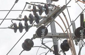 instalasi listrik PLN.