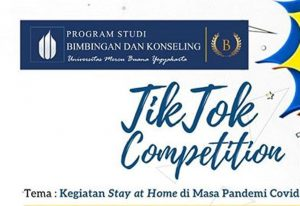 Poster lomba TikTok BK UMBY.