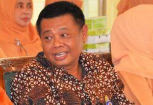 Sekretaris Daerah DIY Drs R Kadarmanta Baskara Aji