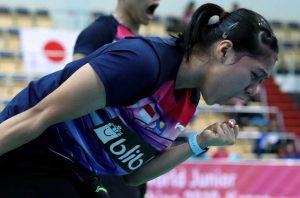 pemain spesialis ganda campuran Indonesia Indah Cahya Sari Jamil