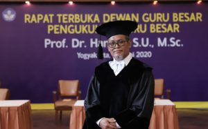 Prof Dr Harsojo SU MSc