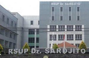 Gedung RSUP Dr Sardjito.