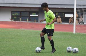 Fokus berlatih