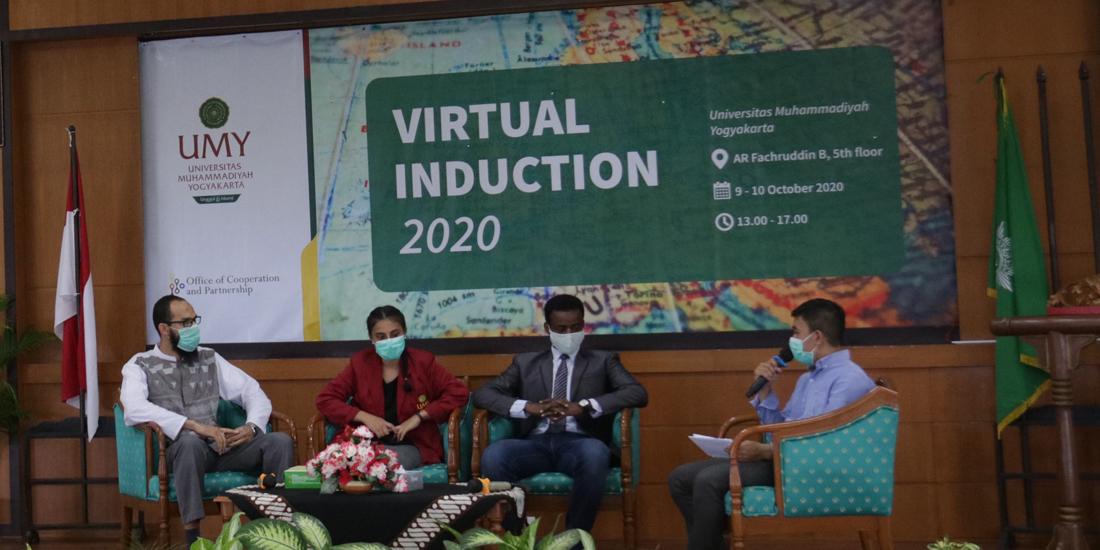 Student Induction Program 2020