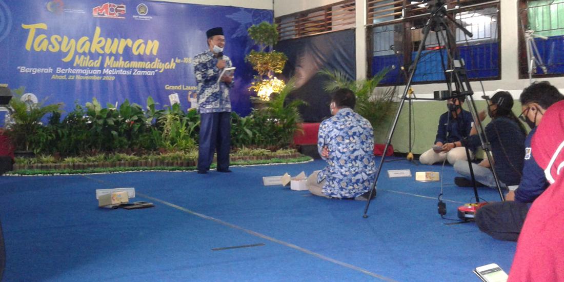 Ketua Majelis Dikdasmen PDM Sleman Dr H Suwadi MAg MPd