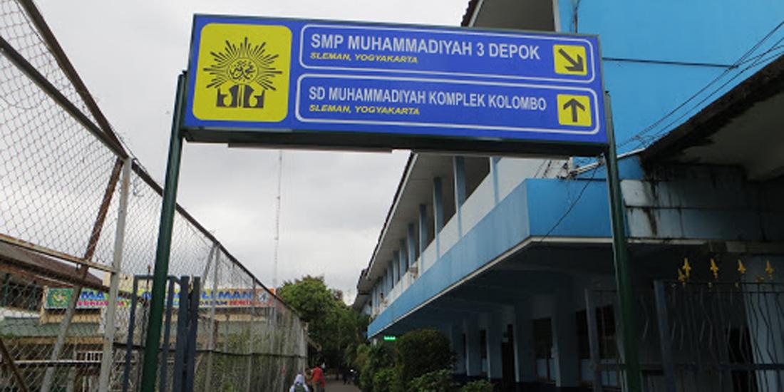 SMP Muhammadiyah 3 Depok Sleman