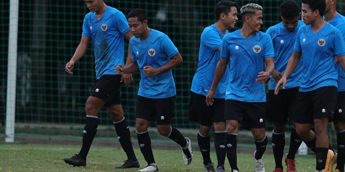 Pelatnas Sepakbola ke SEA Games 2021 dimulai Februari.