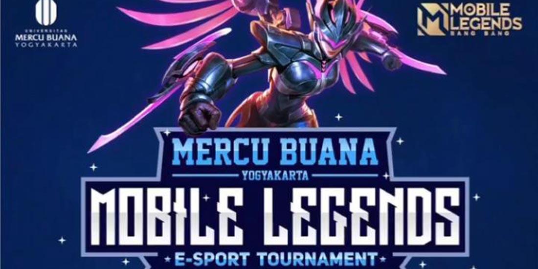 Turnamen Mercu Buana Yogyakarta Mobile Legends 2021