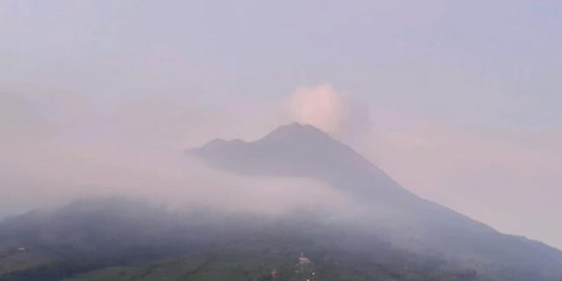 Gunung Merapi via PGM.Selo