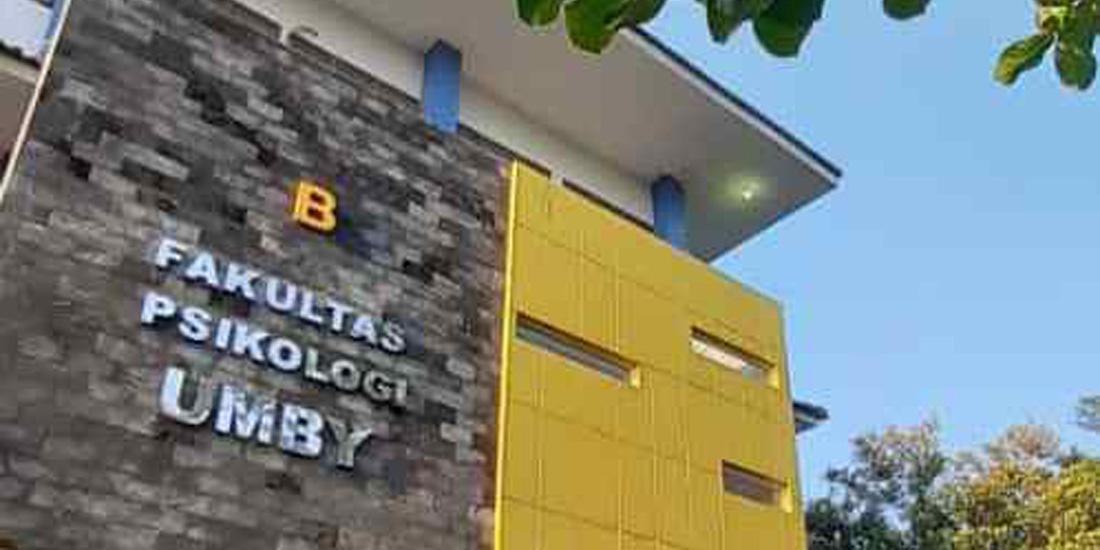 Fakultas Psikologi UMBY