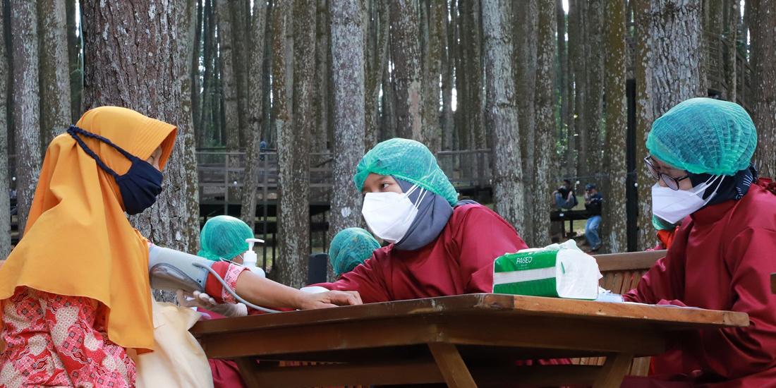 vaksinasi bagi pelaku pariwisata