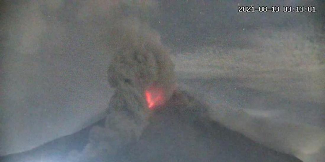 Aktivitas Vulkanis Merapi