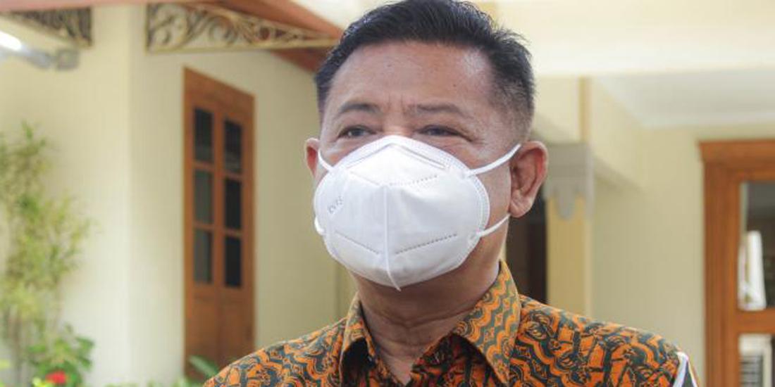 Sekretaris Daerah DIY Kadarmanta Baskara Aji
