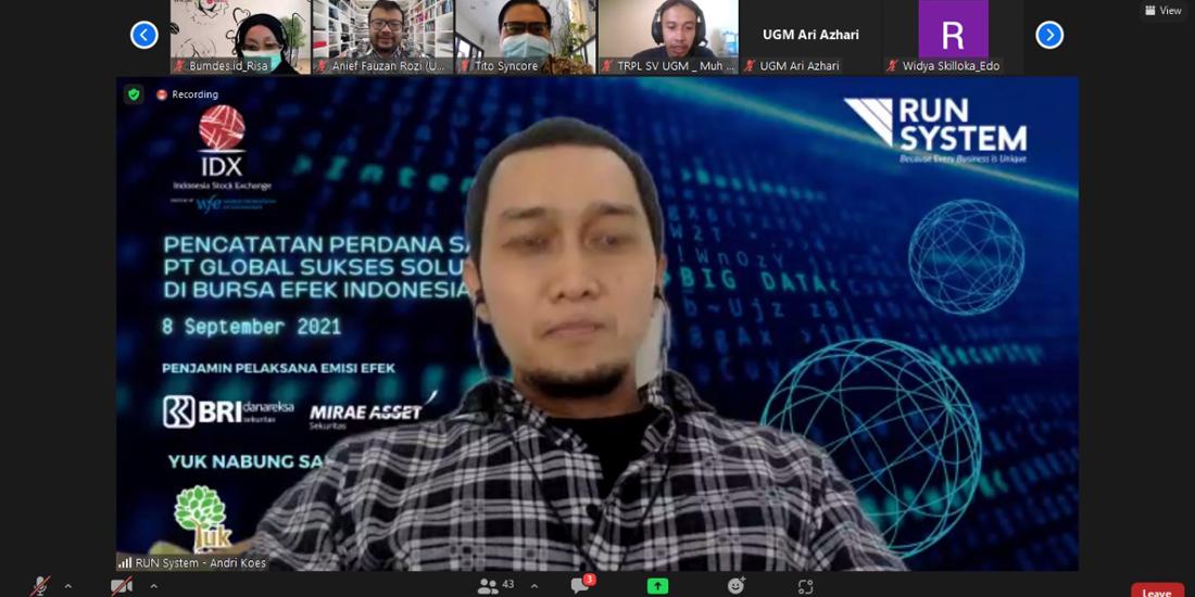 Forum Integrasi MBKM Antara PT dan Industri