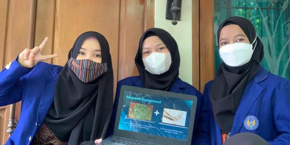 Mahasiswa UNY Racik Mie dari Petai Cina